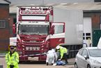 英国39人遇难案又有2人被捕 调查法网撒向欧洲多国