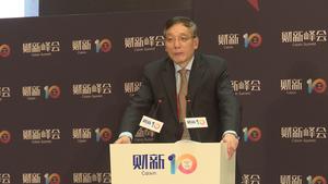 """【财新峰会】刘世锦:明年GDP想""""保6"""",要""""逼""""出结构性改革大举措"""