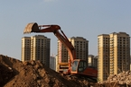 Sales of Chinese-Made Excavators Hit Record Even as Economic Growth Slows