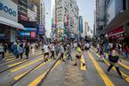 """香港廁紙劫案告破 警方稱作案動機""""轉售牟利"""""""