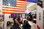 中国赴美留学增幅降至1.7%