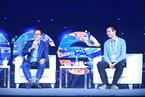 俞敏洪与张邦鑫对谈:要没有好未来,新东方做不到今天这么大