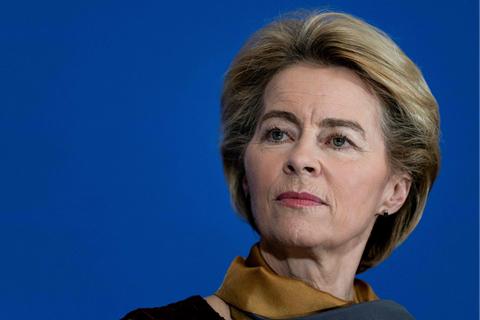 欧委会主席向意大利致歉 将拨千亿欧元支撑受冲击劳工
