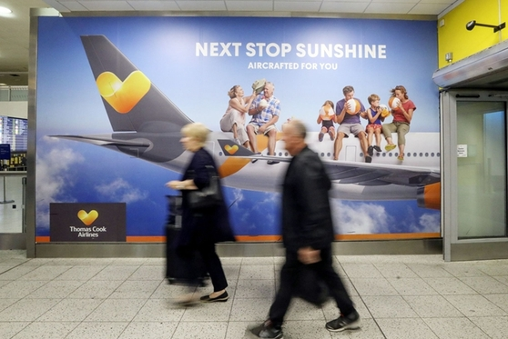 China's Fosun Tourism Set to Relaunch Thomas Cook Brand in