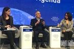 """达沃斯专访 世行前首席经济学家:中国在""""一带一路""""绿色发展中应扮演什么角色?"""