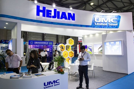 Taiwan Chipmaker UMC Invests $500 Million More in Mainland Factory