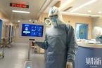 特稿|送菜消毒喊話測溫 機器人防疫能做什么?