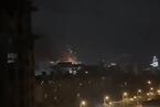 熱風管道開裂 寶鋼股份上海廠區一高爐發生火災