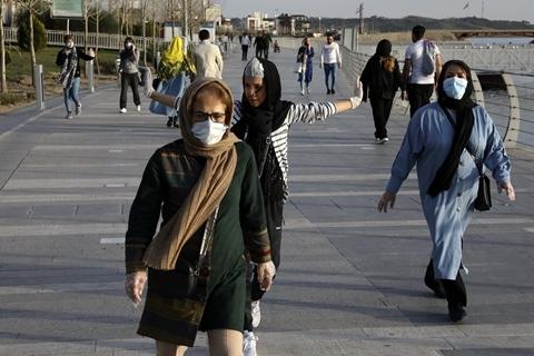 伊朗病死率攀升至约8% 大量民众仍在波斯新年假期出游