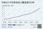【数据图解】中国2019年原油进口首超5亿吨
