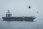 """美航母""""吹哨舰长""""遭解职  美海军部长批其造成不必要恐慌"""