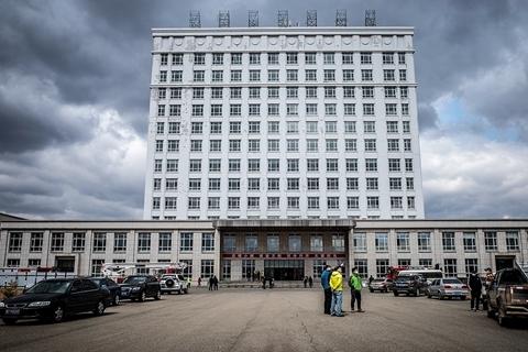 4月15日:国家卫健委工作组去了绥芬河