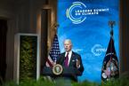 拜登气候峰会宣布减排新目标 承诺2030年美国排放量减半