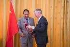 吴嘉童被授予奥地利科学和艺术荣誉十字勋章