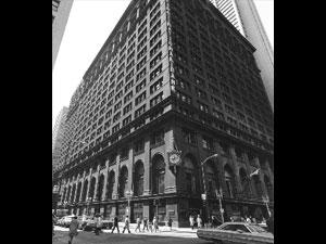 60年代芝加哥第一国民银行