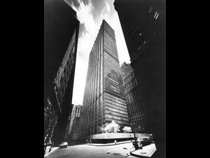 1961年大通曼哈顿银行