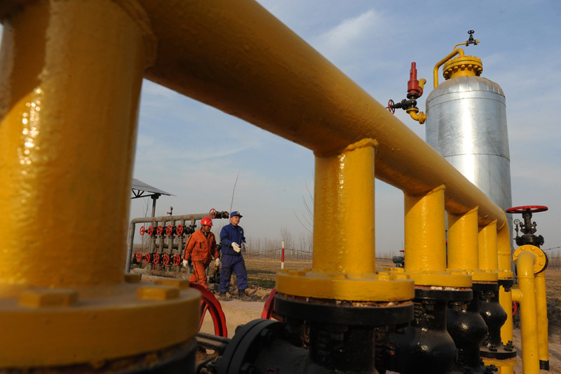 In 2014, the State Council had cut China's 2020 shale gas production goal to 30 billion cubic meters, an acknowledgement of the significant obstacles the country faces.