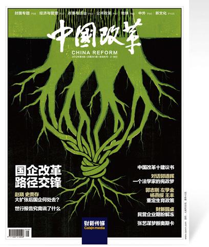 《中国改革》第341期