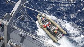 台湾举行最大规模海上联合护渔演练