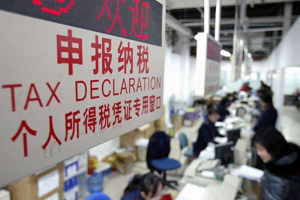 China announced the first cut in VAT rates since the value-added tax system was formally adopted during the 1994 tax reform. Photo: VCG