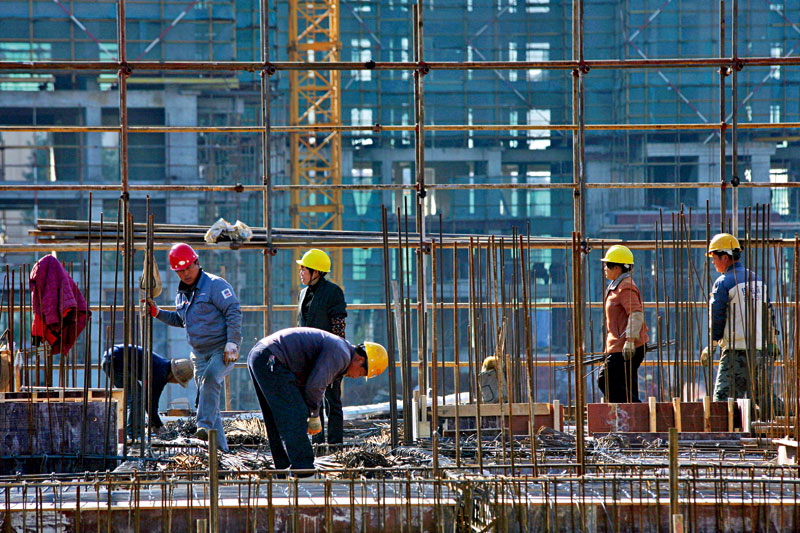 Beijing has tightened its grip on debt-driven investments by local governments amid concern about financial risks. Photo: VCG