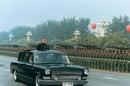 1984年邓小平阅兵画面