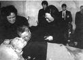 1997年举国哀悼邓小平逝世
