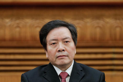 Zhou Benshun, who once played major role in party's domestic security body, comes under scrutiny just after his former boss was jailed for life