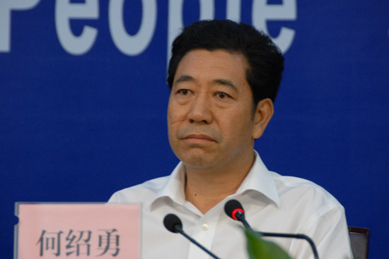 He Shaoyong, a former education official in Sichuan