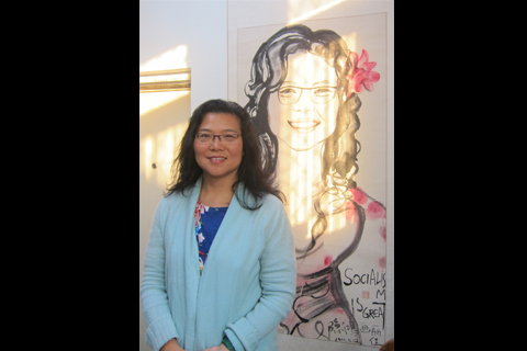 Author Lijia Zhang / Catherine Sutherland