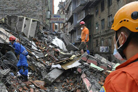 Volunteers have played an important role in disaster relief and rescue operations since the Sichuan Quake in 2008