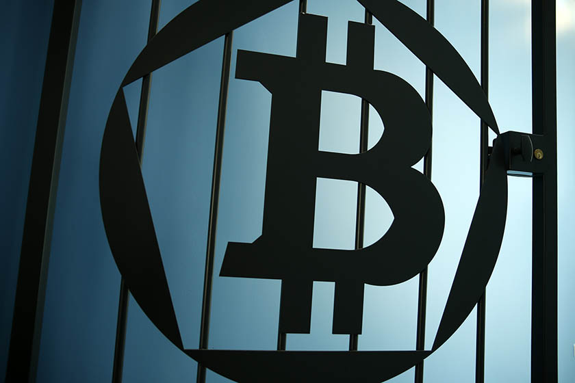 China is the world's third-largest Bitcoin market with 10% of global trading. Photo: Visual China