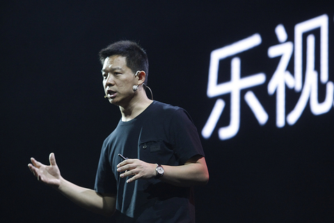Jia Yueting, chairman and CEO of LeEco. Photo: IC