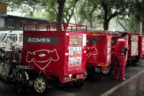 JD.com's logistics unit is in-house and considered highly efficient and a major competitive edge. Photo: IC
