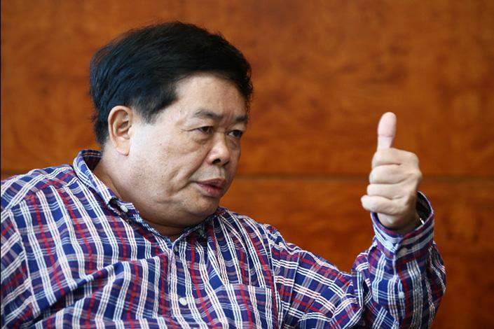 Cao Dewang, chairman of Fuyao Glass Industry Group Co. Ltd. Photo: IC