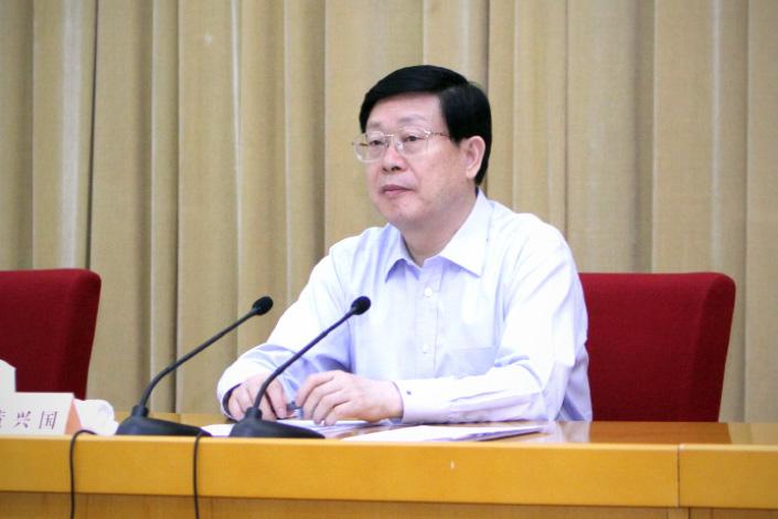 Huang Xingguo. Photo: IC