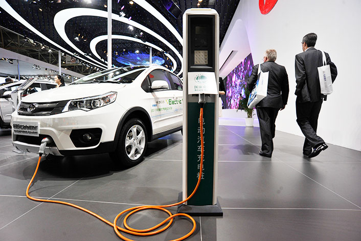 China Pulls Plug On Electric Vehicle Fraud Caixin Global
