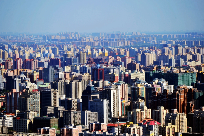 The Beijing municipal government has tightened the requirements for nonresidents to buy a home in the city. So-called out-of-towners now must have paid income tax for 60 months in a row before they can buy a residence in the nation's capital. Photo: IC