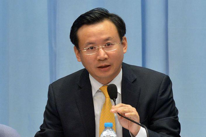 Zhang Xin. Photo: IC