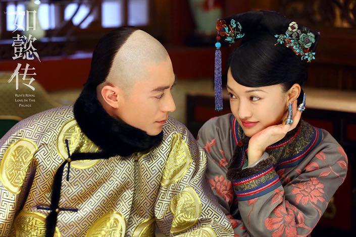 Huo Jianhua (left) and Zhou Xun star in the upcoming historical drama