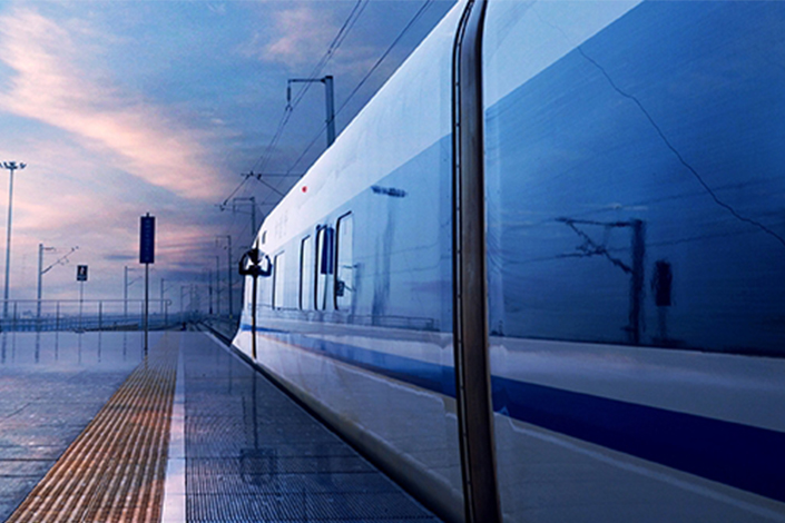 Leading Chinese rail equipment maker CRRC Corp. Ltd. has won a contract to supply subway cars to the central Indian city of Nagpur. Photo: CRRC