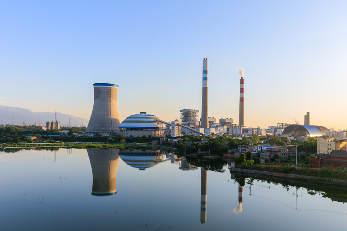 Coal-fired power plants in China are suffering losses as coal prices surge mainly due to the central government's campaign to cut excess capacity. Above, the Jiujiang Power Plant of China Guodian Corp., the biggest coal-fired electricity generator in central China, is seen in Jiujiang, Jiangxi province. Photo: IC