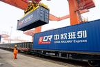 能源内参|郑州获批建设中欧班列集结中心;招商轮船上半年净利润同比增4-5倍