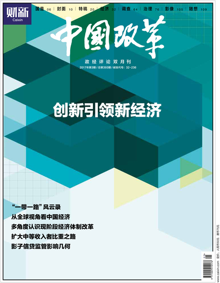《中国改革》第393期