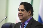 金砖银行行长:鼓励金砖国家用本币融资