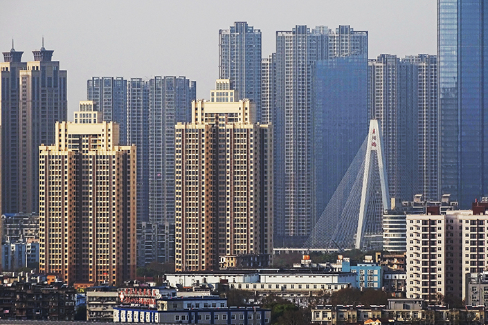 Wuhan is the first Chinese city that relaxed rules governing so-called decoration contract in house purchases, allowing property developers to bypass property cost limits and make up for profit shortfalls. Photo: IC