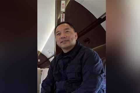 Employees of fugitive businessman Guo Wengui (above) stood trial on allegations of loan fraud.