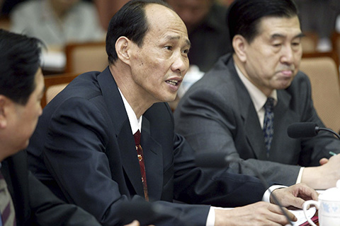 Huang Rulun, 66, is the founder and chairman of property giant Century Golden Resources. Photo: Visual China