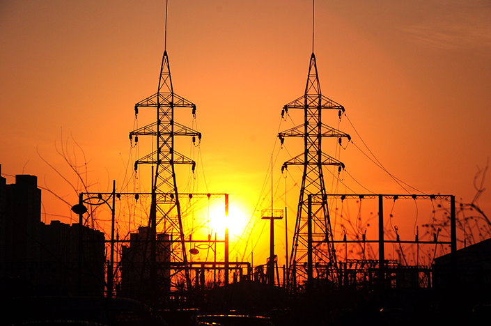 The State Grid Corp. of China has closed a deal that makes it the second-largest stakeholder of Greece's national power operator.  Photo: IC