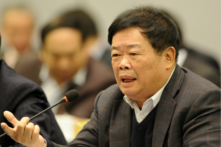 """Fuyao Group Chairman Cao Dewang said his company will continue to invest overseas. """"In order to maintain the security of the global automobile production supply chain, we need to build factories all over the world,"""" he said. Photo: Visual China"""